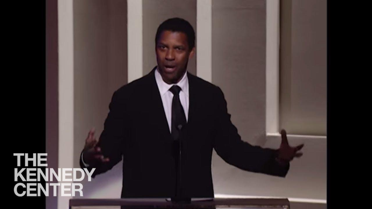 Download Denzel Washington (Morgan Freeman Tribute) - 2008 Kennedy Center Honors