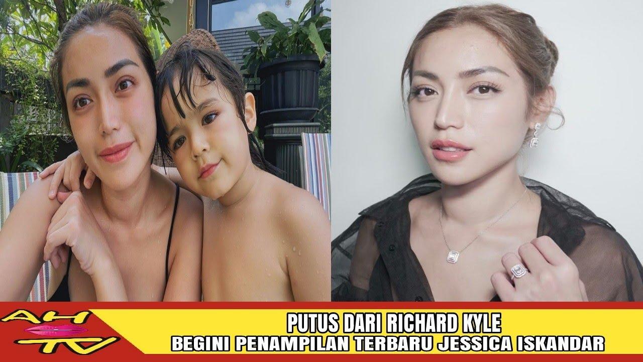 Putus Dari Richard Kyle! Begini Perubahan Penampilan Jessica Iskandar