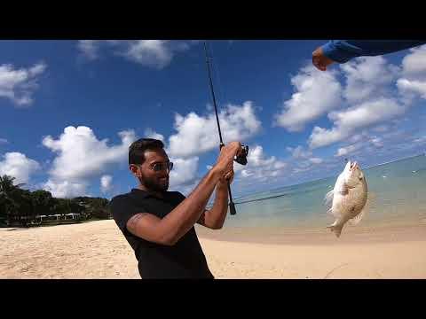 s18ep15- Fishing in Mauritius at Tamassa Resort LUX*