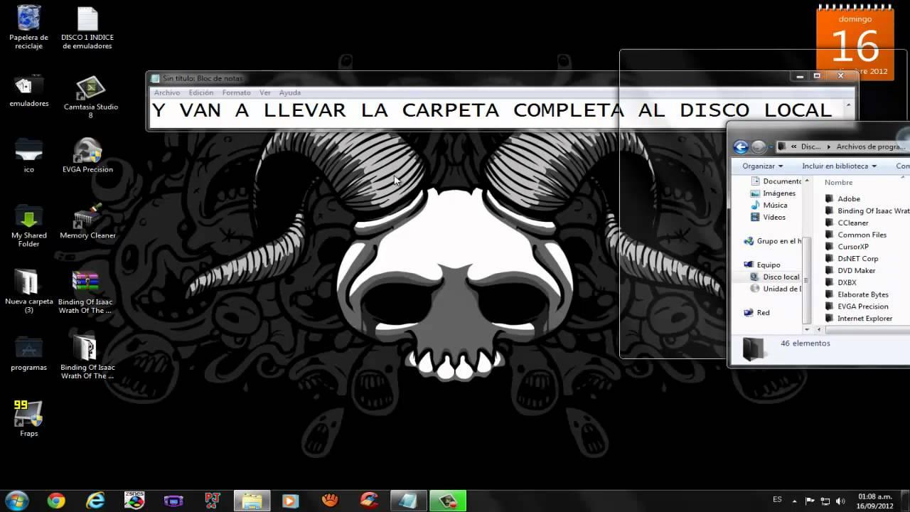 Descargar The Binding of Isaac: Rebirth [PC] [Inglés ...