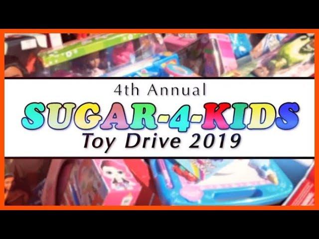 4th Annual Sugar-4-Kids Toy Drive