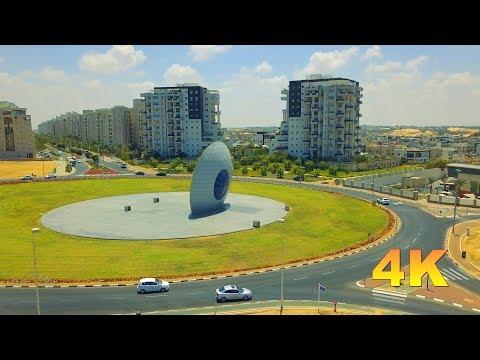 אשדוד המדהימה | Ashdod is amazing from the air