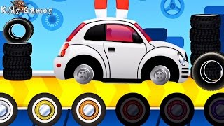 Dream Cars Factory - Game Car service for Kids