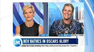 Beverley Dunn - Oscar Winner Interview