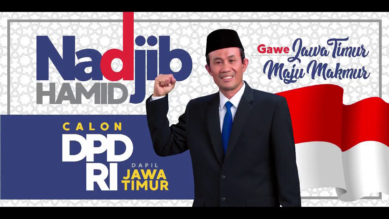 Selamat Datang Generasi Emas Bersama Sang Surya (Calon DPD RI dapil Jawa Timur)
