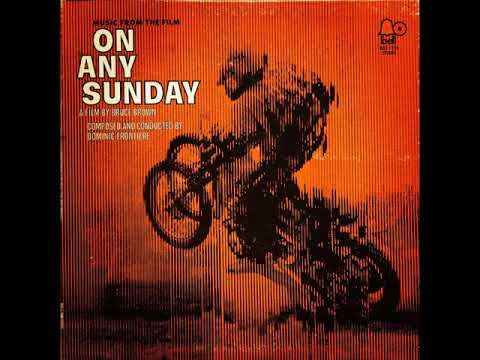 On Any Sunday (1971) Soundtrack - Dominic Frontiere