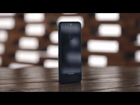 Обзор Huawei Honor 8
