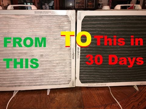 BUILD YOUR OWN SHOP AIR FILTRATION SYSTEM DIRT CHEAP