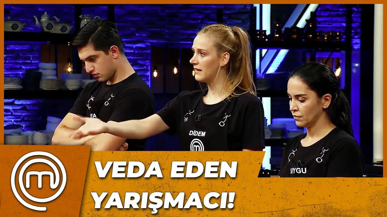 MASTERCHEF'E VEDA EDEN İSİM! | MasterChef Türkiye 70. Bölüm
