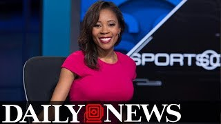 ESPN accuser fights back over release of text messages