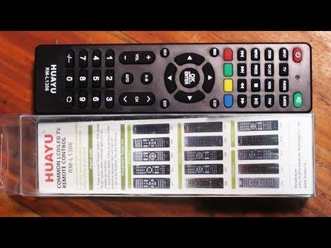 Lcd/Led Tv Remote Setup Easy Method.#Pro Hack