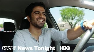Iran's Uber Drivers & Police Bait Trucks: VICE News Tonight Full Episode (HBO)