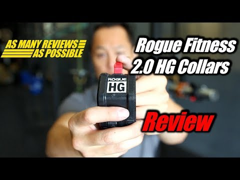Rogue Fitness HG Collars 2.0 Review