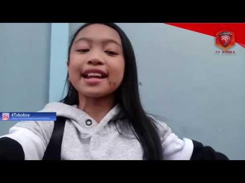 Enda Ungu Menantang Anaknya Untuk Menyanyikan Lagu Berbahasa Indonesia