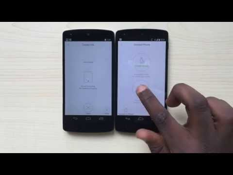 How to Transfer Data and App from Android Device to Another Phones by Xender(Tutorial)