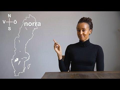 Tiếng Thụy Điển bài 25: Chào mừng đến Thụy Điển