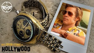 Restoration Of Brad Pitts Citizen \Bullhead\ Watch From \Once Upon A Time In Hollywood\