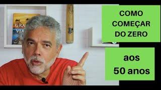 VIVER DE RENDA: Como começar do zero aos 50 anos?