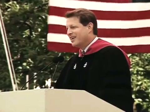 1996 MIT Commencement Address—Vice President Albert A. Gore