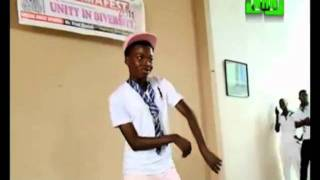 GHANA SENIOR HIGH SCHOOLS Dance To- SONG BY ANDREW BELLO -BABA MODUPE DUPE
