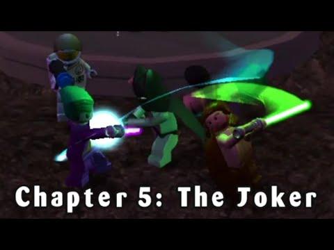 The Joker - LEGO Star Wars The Complete Saga (Batman vs The Joker) |