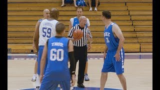 Patient Story: NC Basketball Referee Legend Jimmy Fuqua on Life with a VAD Heart Pump