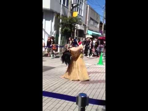 belbel dance in yukuhashi