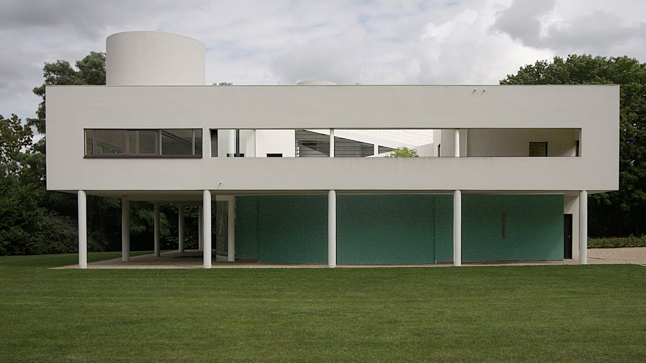 Photo Villa Savoye