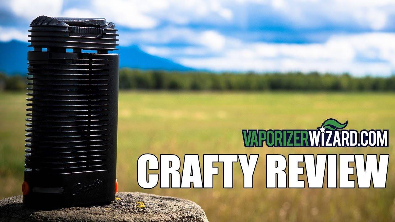 Crafty Vaporizer Review