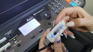 """Часть 7 - Печать данных из памяти прибора """"Термохрон Аудитор"""" на принтере"""