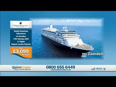 Vision Cruise - Holland America TV Special