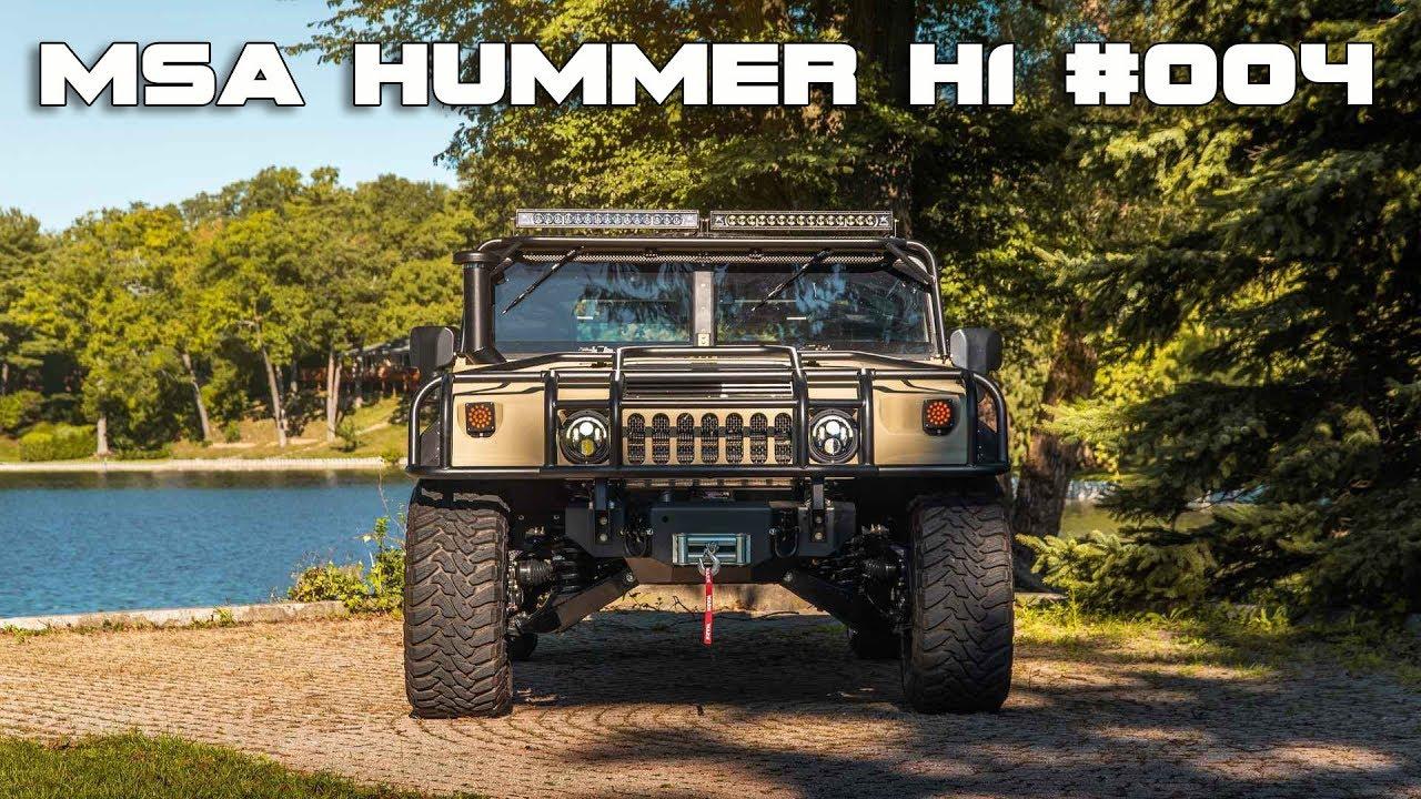 2019 Hummer H1 Price, Concept, Specs >> 2019 Mil Spec Hummer H1 004