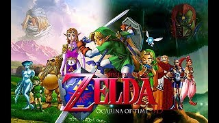 The legend of Zelda   Ocarina of time #4 Caverna Dodongo