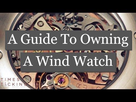 Winding Watches - Automatic VS Mechanical