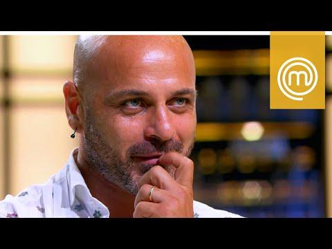Michele e il panino ispirato alle corse in Supermoto   MasterChef All Stars Italia