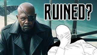 CAPTAIN MARVEL Ruined Nick Fury With ONE Scene - Captain Marvel EXPLAINED (Elseworlds #4)