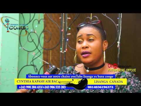 Eveline KAMO LOPEZ maman lopango abimisi ba verite ya ba filles tele na ba chef na bango