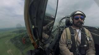 """Л-29. Аэроклуб """"Феникс"""". Показательный полёт на СЛА-2018."""