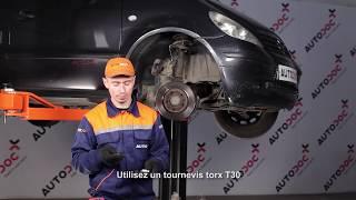 Comment remplacer des disques de frein et plaquettes de sur MERCEDES (W168) [TUTORIEL AUTODOC]