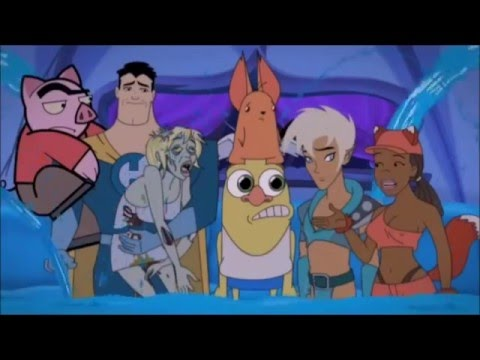 Drawn together zanders gay party pics 870