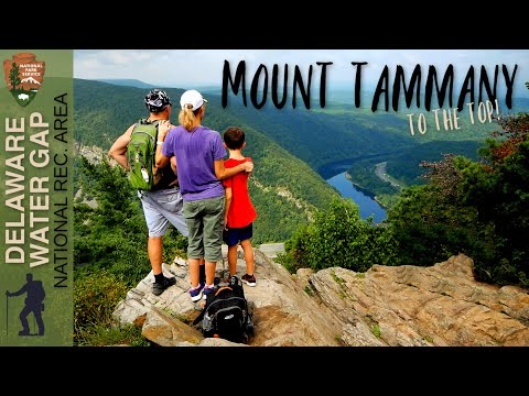 mount-tammany-|-hiking-to-the-top-|-delaware-water-gap-nra