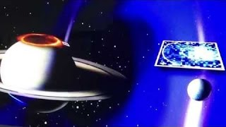 (10) Saturn Matrix: WEAPON of TIME. MERKABAH to escape this Plane-Net (Planet)