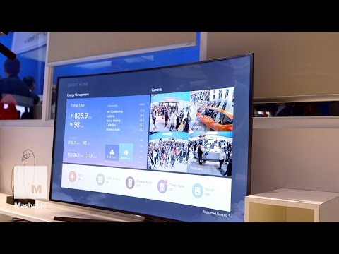 Watch the smart home of 2020 in action