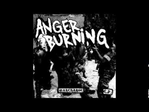 ANGER BURNING - Warcharge