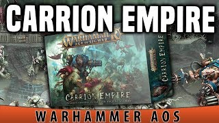 Bols Unboxing | Carrion Empire | Warhammer Age Of Sigmar