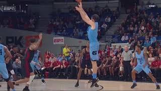 UNC Men's Basketball: Luke Maye Lights Up Arkansas