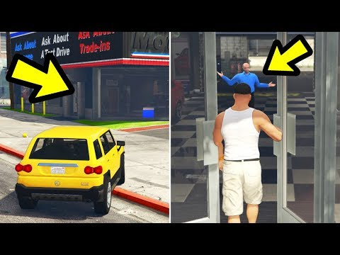 What if Franklin meets Simeon after he's Fired? (GTA 5)