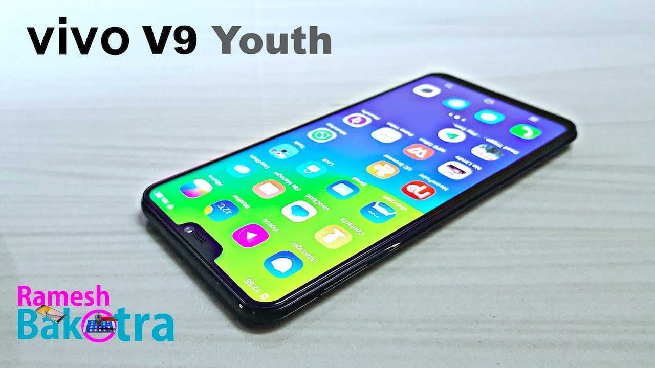 3a6f288e9 Vivo V9 Youth Unboxing and Full Review - YouTube