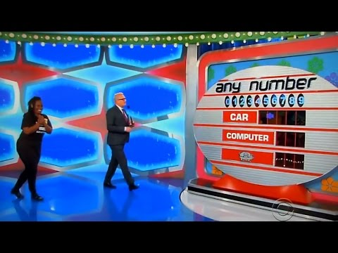 The Price is Right - Any Number - 5/9/2017