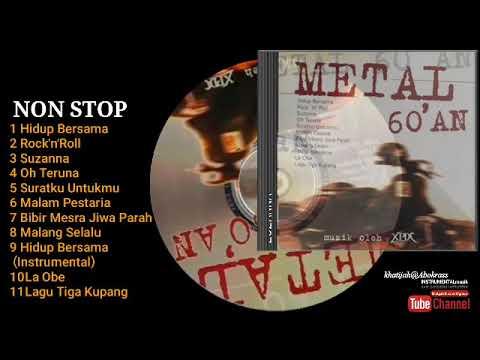 METAL XPDC 60an FULL ALBUM.(Zam@Khaty)